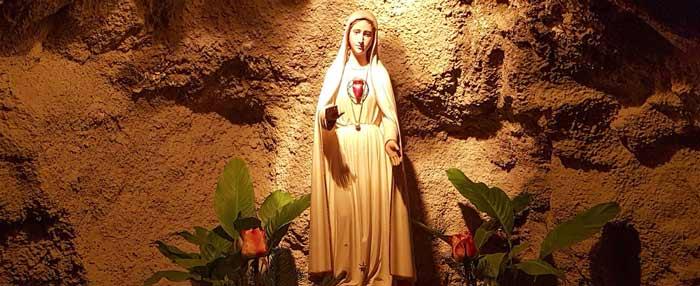 33-tägige Marienweihe