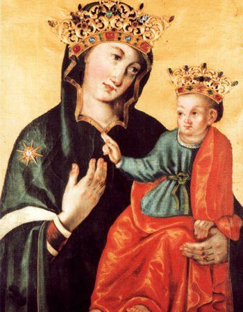 Gebet mit Maria um Heilung