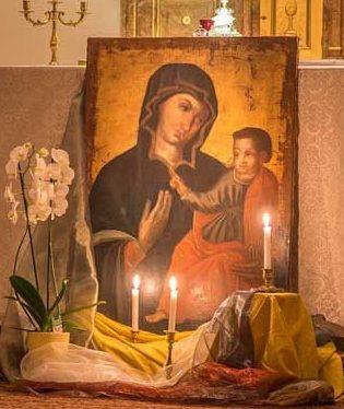 Gebet um Heilung  mit Maria