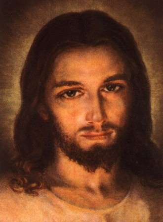 Barmherziger Jesus Kopf