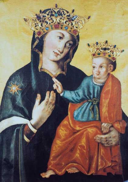 Maria, Heil der Kranken