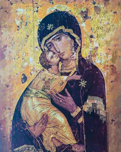 Mutter der Zärtlichkeit
